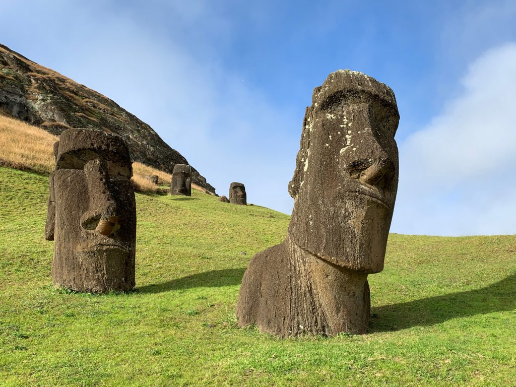 Easter Island, Chile ©2019, Cyndie Burkhardt