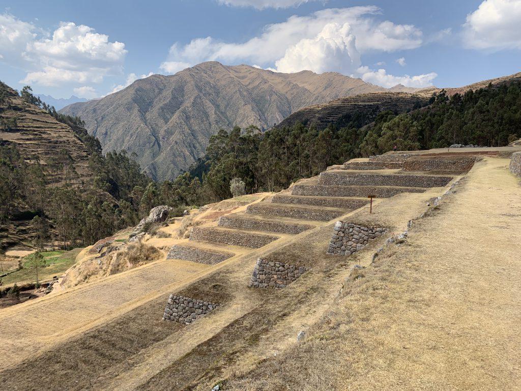 Chinchero Incan ruins