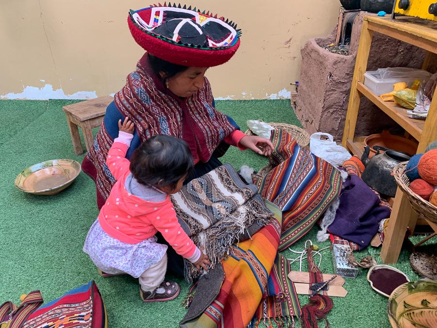 Chinchero, Peru ©2019, Cyndie Burkhardt.
