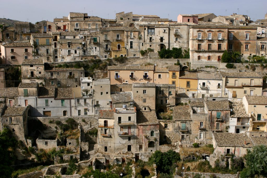 Ragusa, Sicily ©Cyndie Burkhardt.