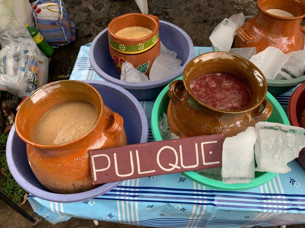 Pulque, Tepoztlan, Mexico ©2019, Cyndie Burkhardt