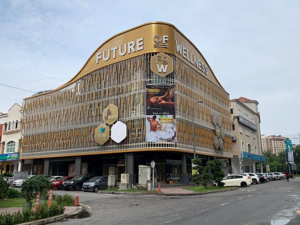 Future of Wellness, Kuala Lumpur, Malaysia ©2020, Cyndie Burkhardt.