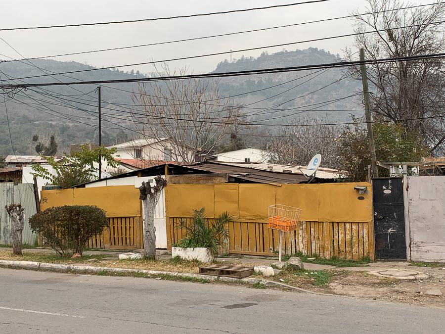 Santiago, Chile ©2019, Cyndie Burkhardt.