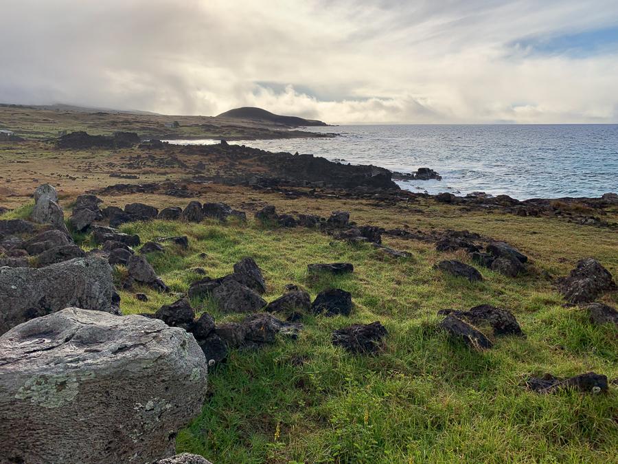 Easter Island, Chile ©2019, Cyndie Burkhardt.