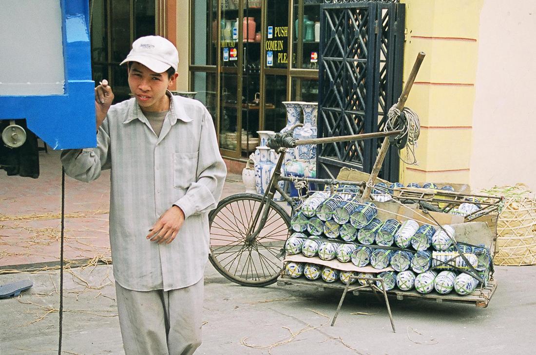 Hanoi, Vietman ©Cyndie Burkhardt.