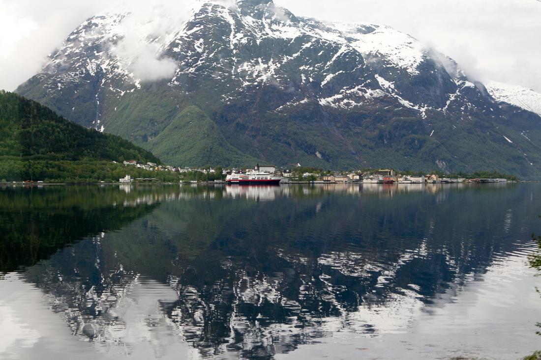 Andalsnes, Norway ©Cyndie Burkhardt.