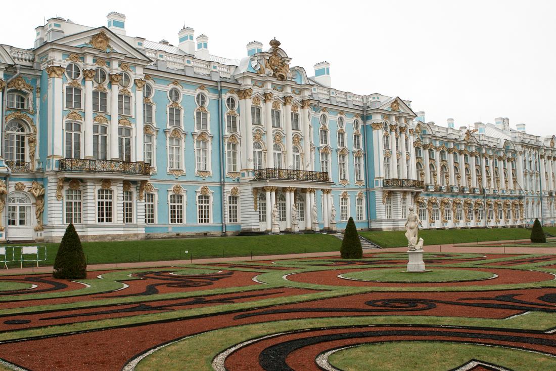 St. Petersburg, Russia ©Cyndie Burkhardt.