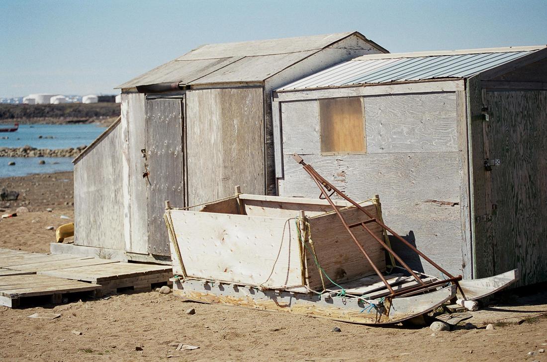 Iqaluit, Canada ©Cyndie Burkhardt.