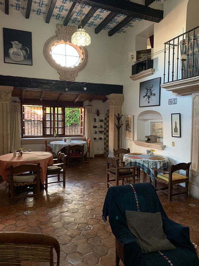 William Spratling house, Taxco, Mexico ©2019, Cyndie Burkhardt